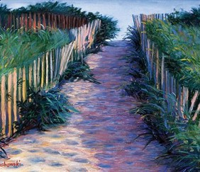 097 Sunset Path – Large Print