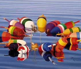 110 Buoys III &#8211; Journal Small
