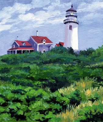 151 Cape Cod Light – Cards
