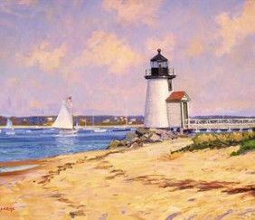 164 Brant Point Light &#8211; Cards