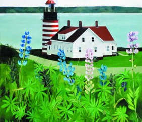 255 West Quoddy Head Light – Cards