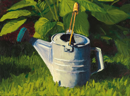 288 Watering Can #2 – Cards