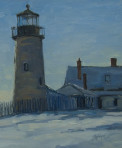 320 WINTER LIGHT, PEMAQUID – Cards