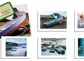 PC5 Boats & Harbors Collection – Boxed Notes