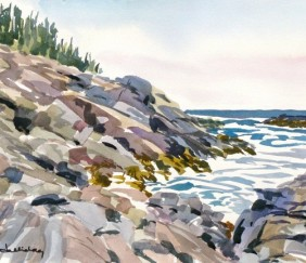 331 Lobster Cove – Monhegan Island – Cards